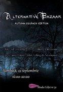 Targuri din Bucuresti - Alternative Bazaar - Autumn Equinox Edition