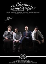 Piese de teatru din Bucuresti - Clinica sinucigasilor
