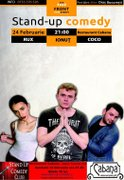 Spectacole din Bucuresti - Stand-up comedy night
