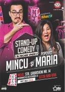Stand Up Comedy cu MARIA POPOVICI (castigatoarea iUmor)