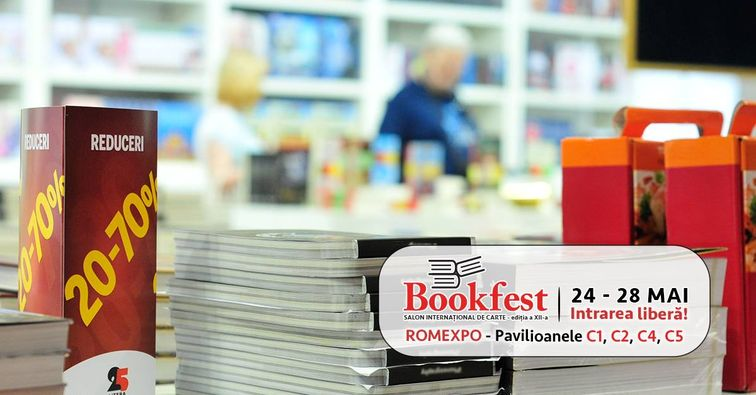 Bookfest - Salonul International de Carte