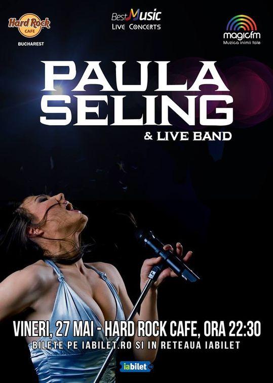 Concerte - Paula Seling & Band