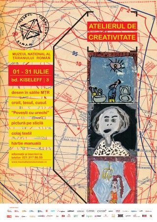 Workshops - Atelierul de creativitate 2014