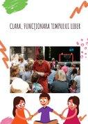 Alte evenimente din Bucuresti - Clara, funcţionara timpului liber