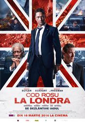Cod rosu la Londra (London Has Fallen) (2016)