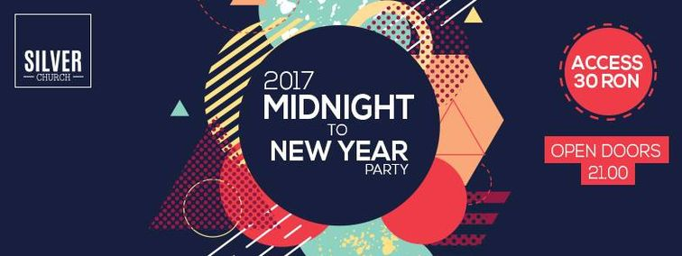 Midnight To New Year - New Year's Eve