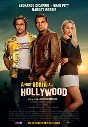 Cinema - Once Upon a Time in Hollywood