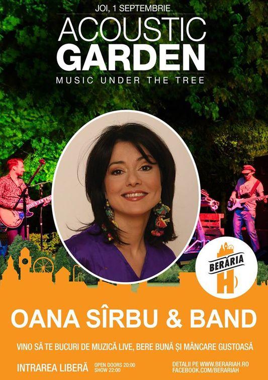 Romanian Nights - Oana Sirbu & Band