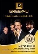 Concerte din Bucuresti - Seara greceasca cu trupa GREEK 4 U si Ansamblul Pandora