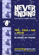 Theatrical Improv - Workshop Neverending Improv Festival
