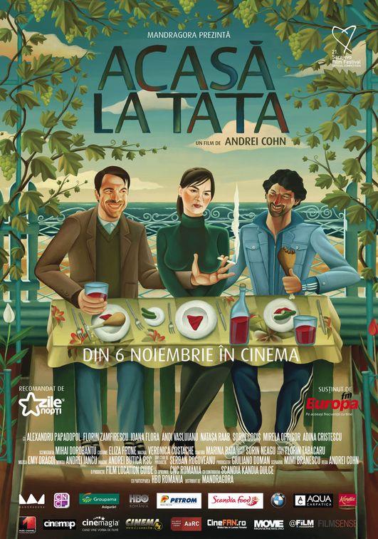 Acasa la tata (2015)