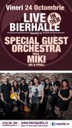 Concerte - Special Guest Orchestra featuring MIKI (ex. K-pital)