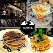 Madame B - Tea & Pancake House