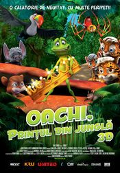 Cinema - Ribbit (Oachi, printul din jungla)