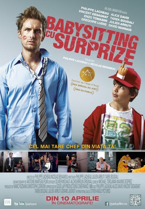 Babysitting (2014)