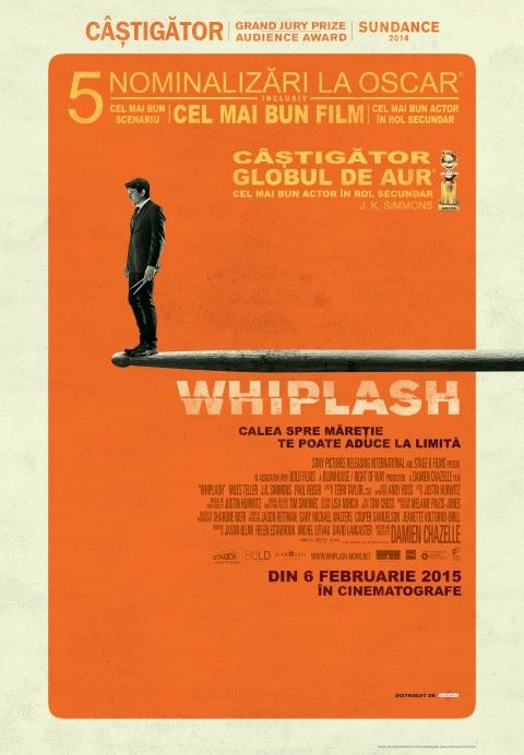 Cinema - Whiplash