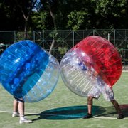 Bubble Football Romania -  zorb - Fotbal in balon