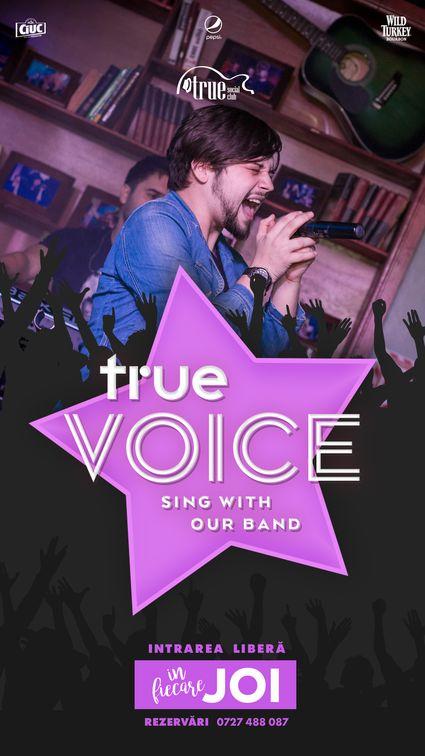 Concerte din Romania - True Voice | Sing w. True Band