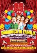 Spectacole din Bucuresti - Duminica in familie! Teatru pentru copii la Restaurant Dines!