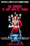 Piese de teatru din Bucuresti - Un barbat si mai multe femei (Spectacol realizat cu studentii TeenMedia Academy)