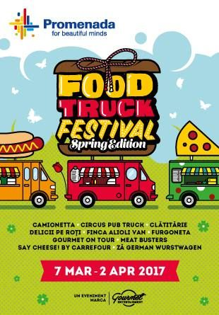 Food Truck Festival Spring Edition