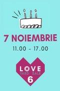 Targuri din Bucuresti - Love Yard Sale aniversar