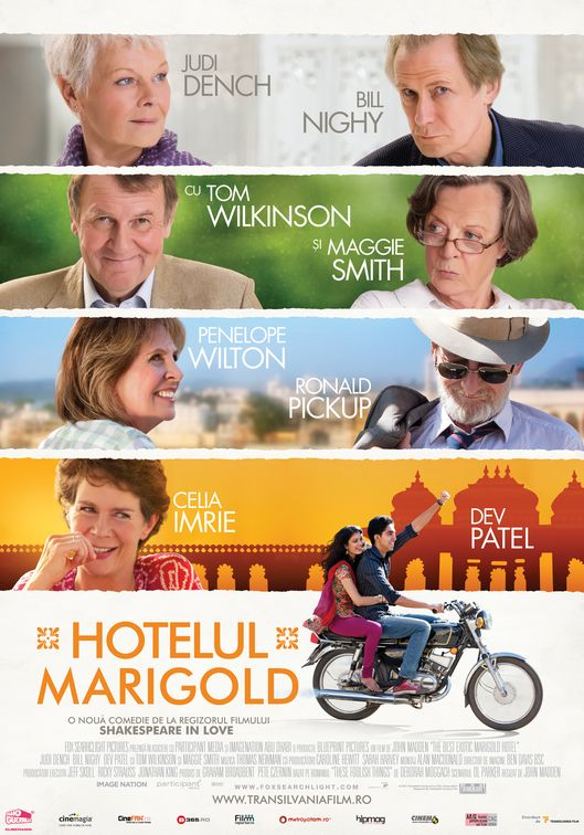 Hotelul Marigold (The Best Exotic Marigold Hotel) (2011)