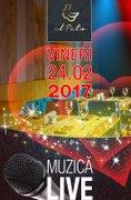 Alte evenimente din Bucuresti - O seara romantica de Dragobete