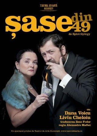 Piese de teatru din Bucuresti - Sase din 49