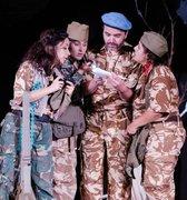 Piese de teatru din Bucuresti - Colonelul si pasarile