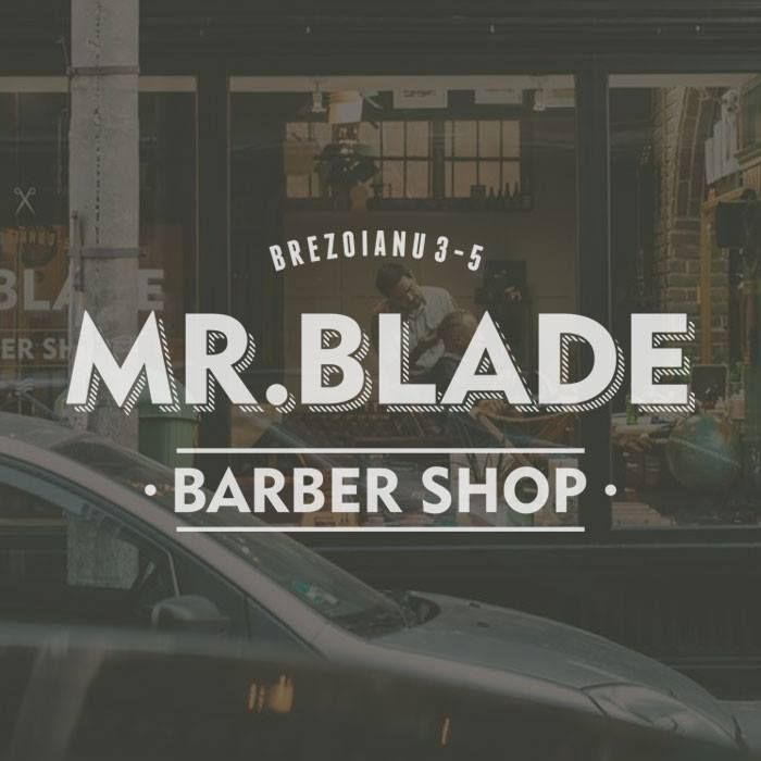 Mr. Blade - Barber Shop