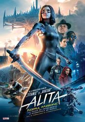Cinema - Alita: Battle Angel