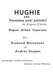 Piese de teatru din Bucuresti - Hughie