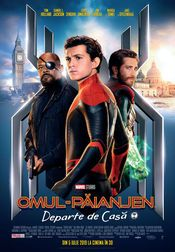 Cinema - Spider-Man: Far From Home