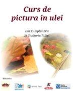 Workshops - Curs de pictura in ulei