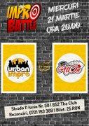 Spectacole din Bucuresti - Impro Battle - Urban Impro vs. ALL IN