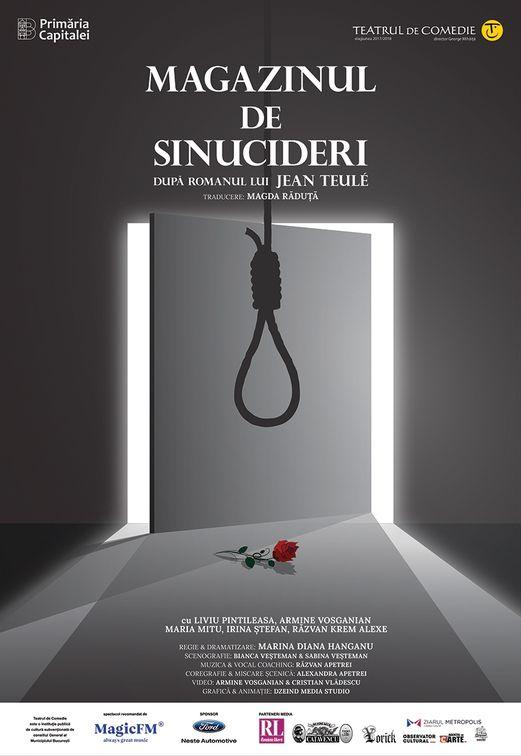 Piese de teatru - Magazinul de sinucideri