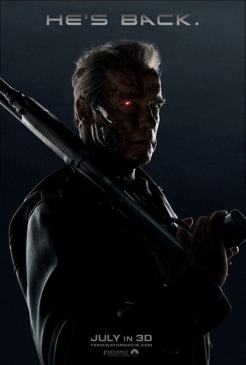 Terminator Genisys (The Terminator 5) (2015)