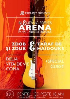 Concerte din Bucuresti - J&B Blending Spirits Arena