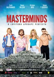 Cinema - Masterminds