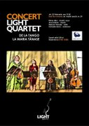 Concerte din Bucuresti - Light Quartet