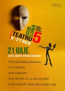 Piese de teatru din Bucuresti - Festivalul Teatru sub Luna - Ziua 9