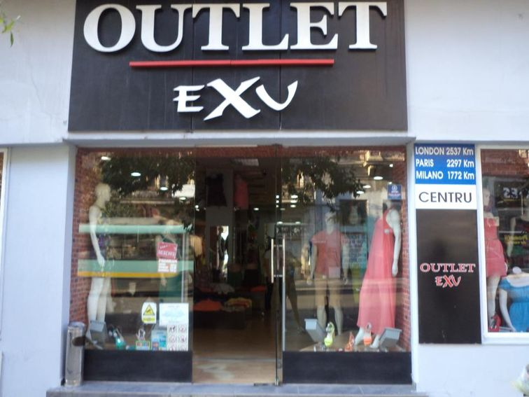 Outlet Exu