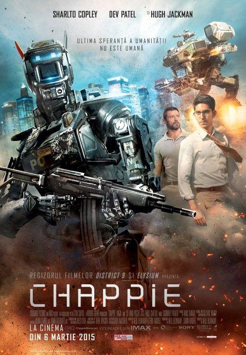 Cinema - Chappie
