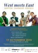 Concerte din Bucuresti - West Meets East - Bartok, Shankar, Enescu