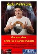Spectacole din Romania - Stand-up comedy & parodii muzicale cu Radu Pietreanu