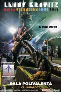 Concerte din Cluj-Napoca - Lenny Kravitz