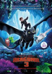 Cinema - How to Train Your Dragon: The Hidden World