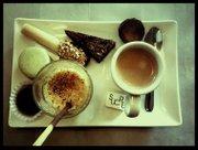 Caffé D'arthé - the vintage tea house - Meniu tip Caffe Gourmand