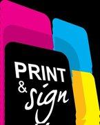 Expozitii din Bucuresti - Print&Sign 2019